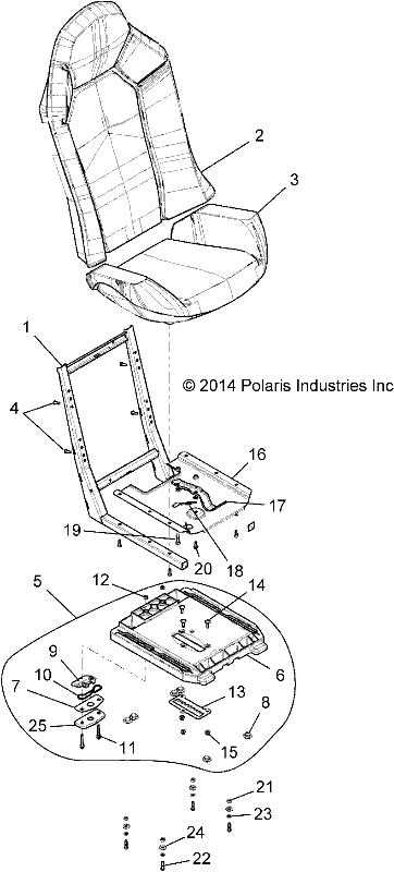 Polaris Rzr Transmission Diagram